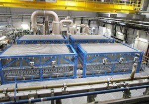 New CABB chlorine plant