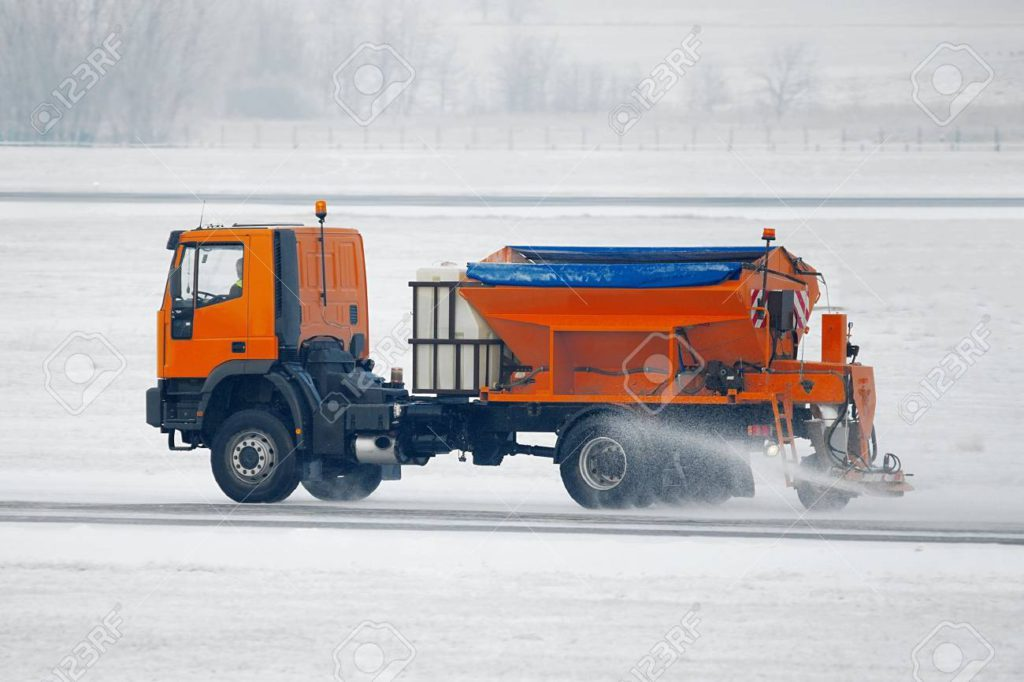 For road de-icing or in sports drinks: calcium chloride helps