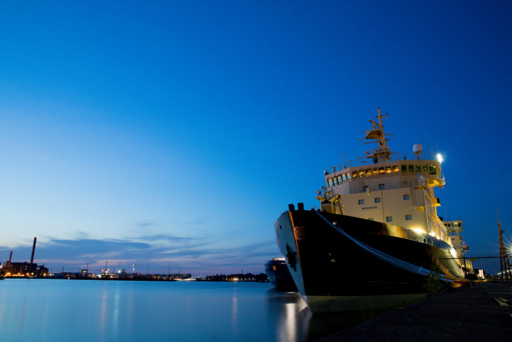 Chlorine use helps protecting marine ecosystems