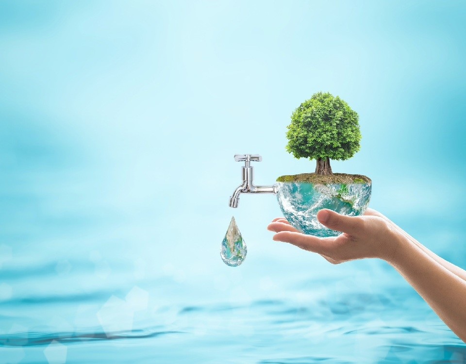 Chlorine's role in water purity