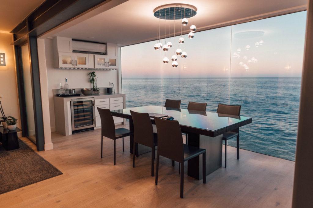 Vinyl and PVC provide interior design creativity