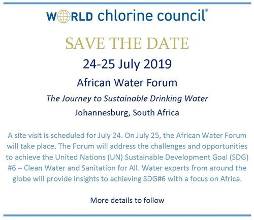Save the Date for WCC African Water Forum