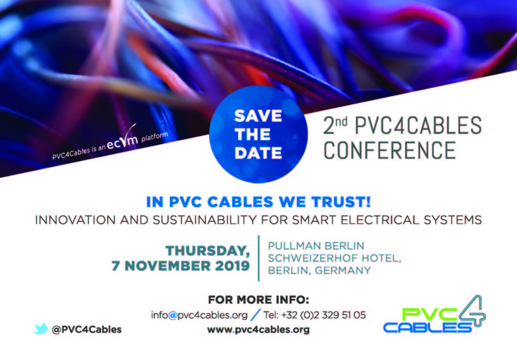 Second PVC4Cables conference