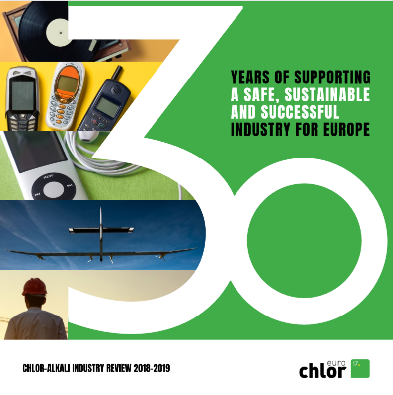 Celebrating 30 years of Euro Chlor