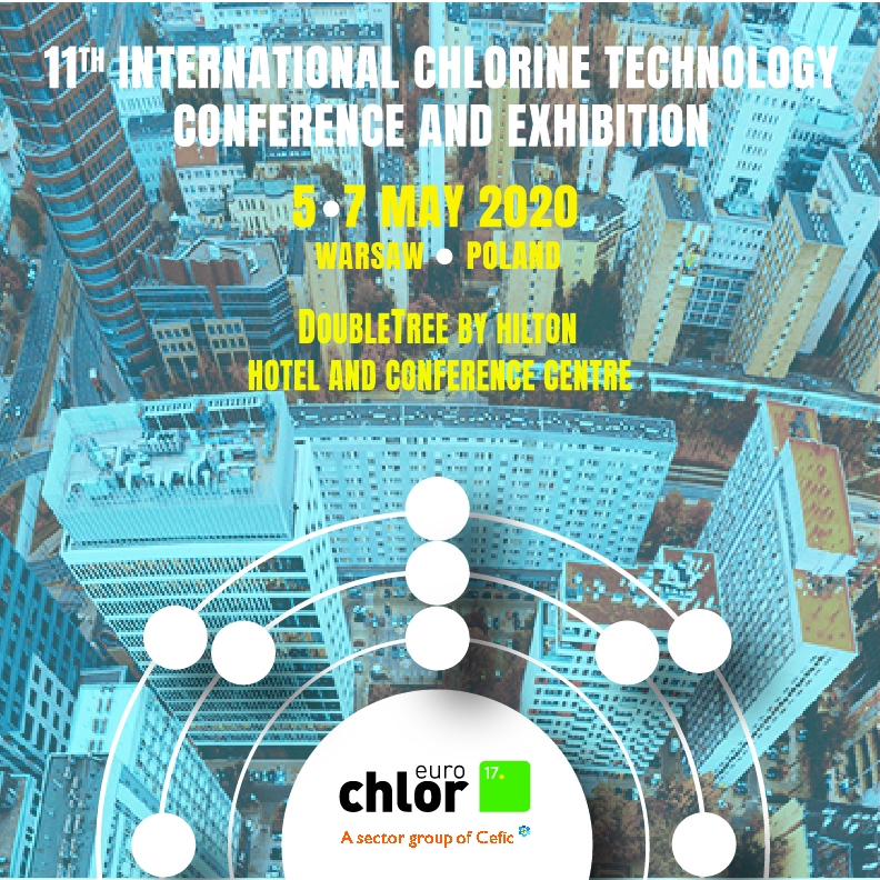 Media partners signing up for Euro Chlor Technology Conference and Exhibition